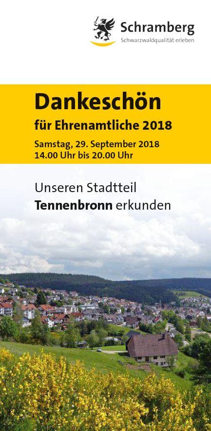Deckblatt Ehrenamtstag