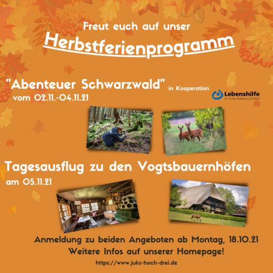 Herbstferienprogramm Share Pic